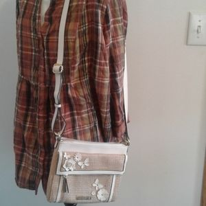 Liz Claiborne crossover bag